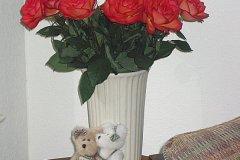Florist Vases, 11-Inch