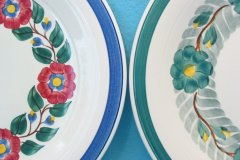 837_and_Lunning_Floral_Wreath_14-inch_chop_plates_compared_detail_2