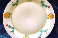 b-321_roly_poly_barrel_cactus_luncheon_plate