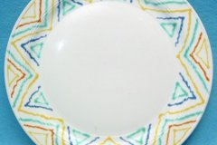 bird_pottery_b-310_luncheon_plate