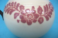 bird_pottery_montezuma_aztec_coffee_server_in_rose_detail