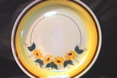 brown_eyed_susan_dinner_plate