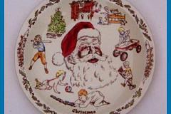 christmas_santa_plate
