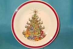 christmas_tree_chop_plate_12_inch