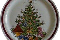 christmas_tree_plate_on_montecito