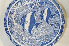coral_reef_dinner_plate_in_blue