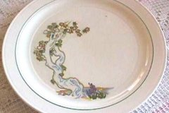 desert_tree_decal_ware_luncheon_plate