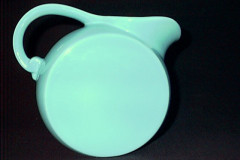 early_california_disk_pitcher_in_light_blue