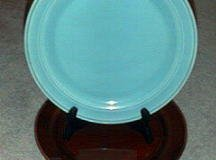 early_california_turquoise_dinner_plate