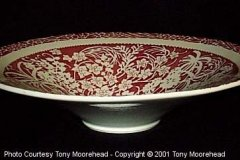 hawaiian_flowers_dayrae_bowl_in_maroon_side_view