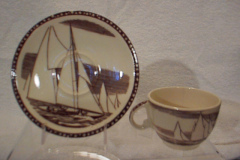 our_america_brown_demi_cup_and_saucer