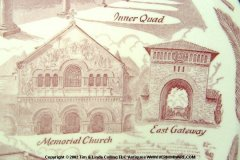 stanford_commemorative_in_maroon_memoria_church_and_east_gateway_detail