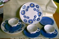 t-704_and_early_california_in_blue_plates_cups_and_saucers